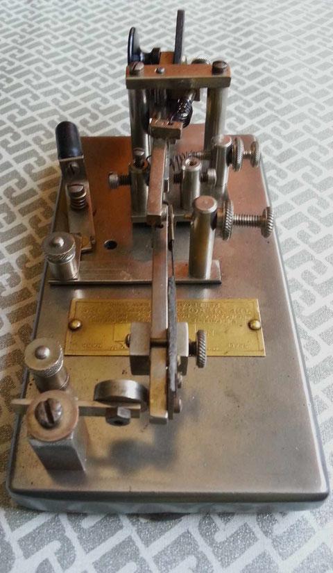 Early Model-X nichel.