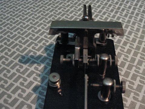 Electro bug jr. - da notare il caratteristico T frame