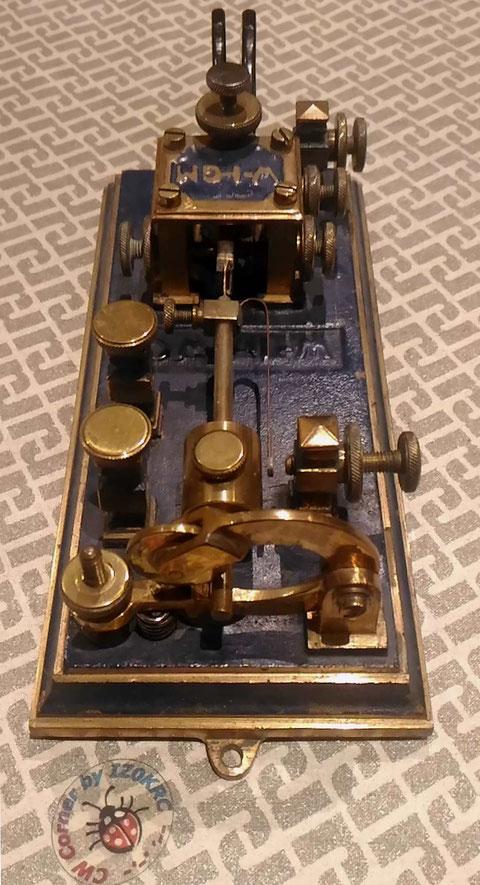 C.A.G. bug W1GM version
