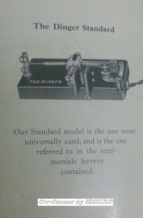 "D&K  ""The Dinger"" - semiautomatic standard model"