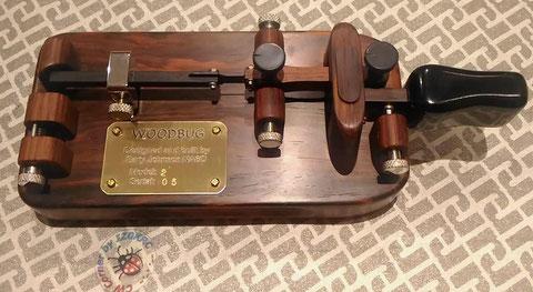 The Woodbug, top wieu
