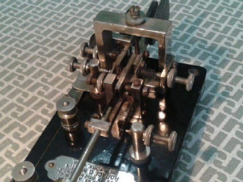 Double Lever early type, movement particluar