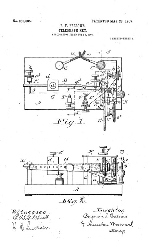 Mecograph #4 patent