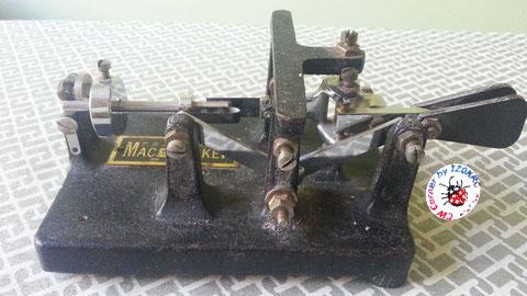 Mc Elroy model 1935, Deep Vee