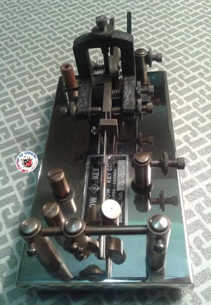 Dow key - Lightning model DeLuxe.