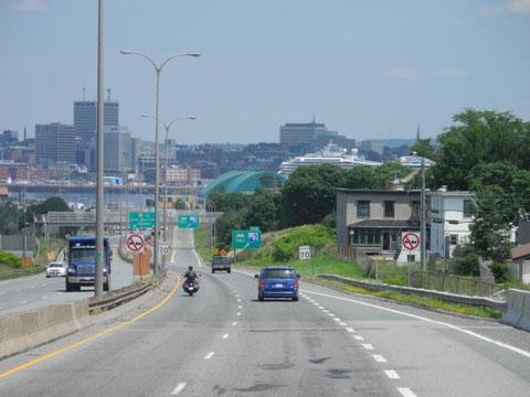 Saint John, grösste Stadt New Brunswicks, älteste Stadt Kanadas