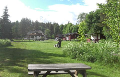 Klein und fein: Kvile Camping
