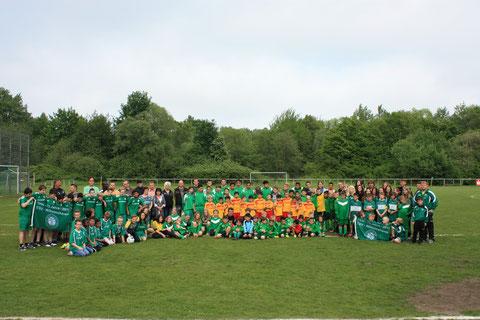 Jugendabteilung 2013