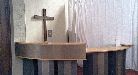 KirchenInformation ...nach den Gottesdiensten in St. Joseph (Kassel 2013)