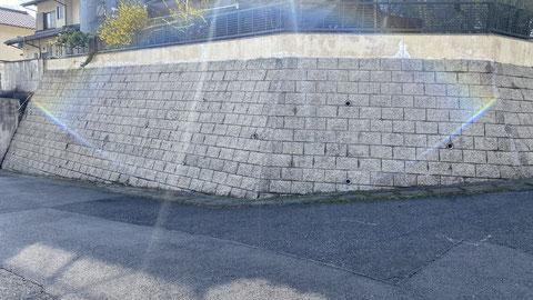 外壁塗装 関 施工後