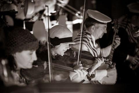 Die Tanzharmonie - Nostalgie-Hochzeit Hohenstein