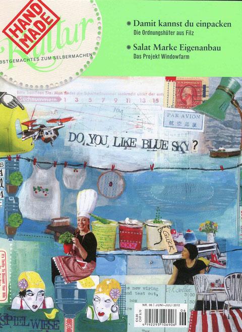 Cover Handmade Kultur - Christine Hohenstein