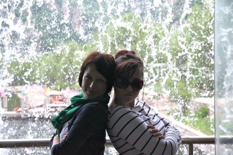 A green Day with Sarah in Bing Yu Gou
