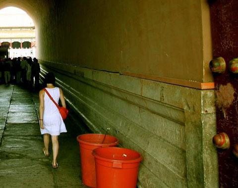 Beijing, Aug. 2011