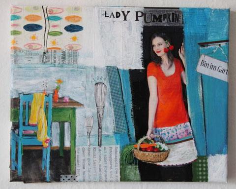 Lady Pumpkin