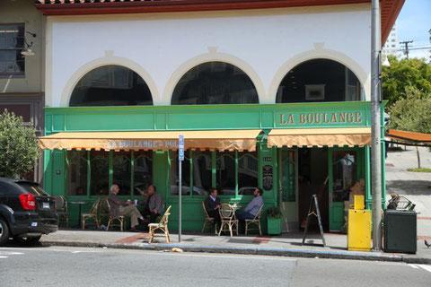Café La Boulange