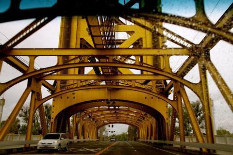Brücke bei Sacramento