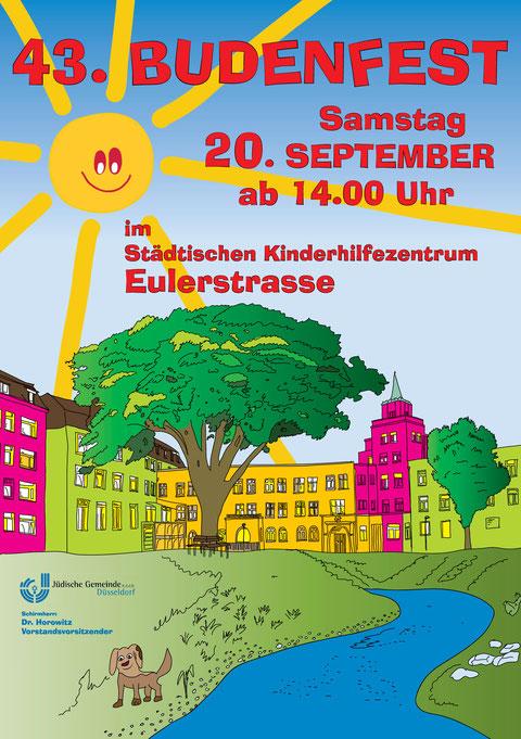 Budenfest Plakat