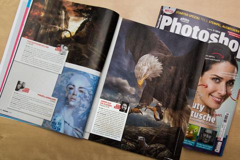 """Abdruck in der Zeitschrift """"Digital Photo"""""""