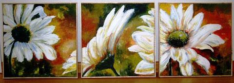 Mageriten Triptychon