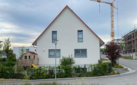 Hausbau, Sanierung, Umbau, Aufstockung und Umschuldung Ihrer privaten Immobilie.