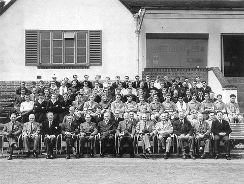 1954 British Championships