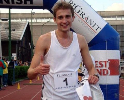 2012 Rome: Alex Lesun (RUS) is World Champion