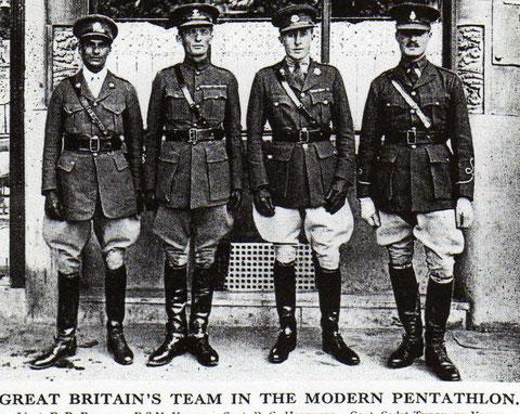 1924 Paris: Barton, Vokins, Horrocks, Turquand-Young