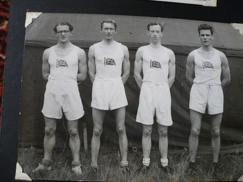 1948 London: GBR - Duckworth, Brooke, Lumsden, Martin