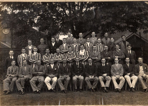 1935 British Championships
