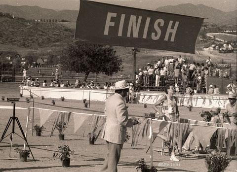 1984 Los Angeles: Richard Phelps (GBR) comes home 4th