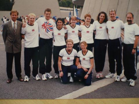 1999 British Squad