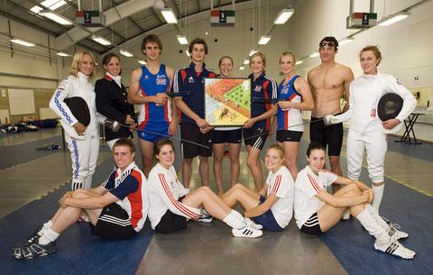 2012 Great Britain's Squad
