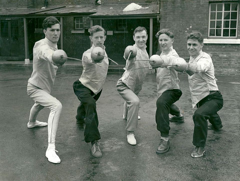 1952 British training squad