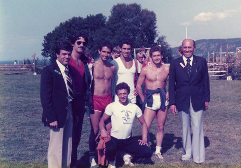 1982 Rome: the great Italian  team of the 1980s