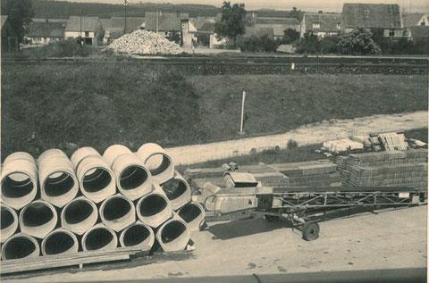 Schlüsselfertiges Bauen in Bayern, Oettingen, mit der Firma Beyhl Bauunternehmen aus Auhausen.