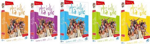 Coffrets PBLV : Volumes 11 à 15