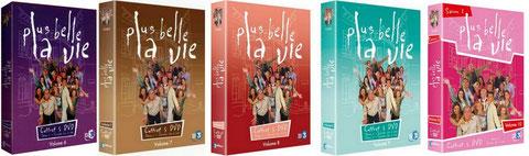 Coffrets PBLV : Volumes 6 à 10