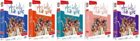 Coffrets PBLV : Volumes 16 à 20
