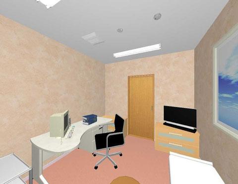 イメージ図・第二診察室