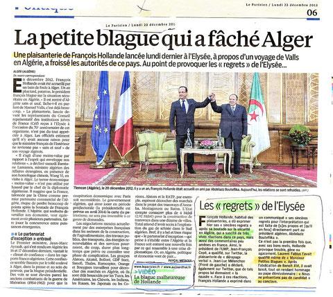 «eh oui», doit se dire Jébo, se rappelant ses crapahuts sur les pitons kabyles, surveillant les «fells» :
