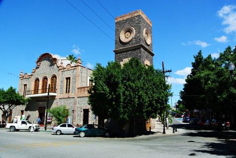 La Paz Baja California Sur, centro historico