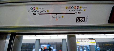 "Station ""Brandenburger Tor"""