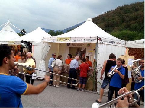 """La Pro Loco """"I Due Campanili"""" di Gaio e Baseglia alla manifestazione """"Portoni aperti -Settembre in Villa"""" a Toppo di Travesio"""