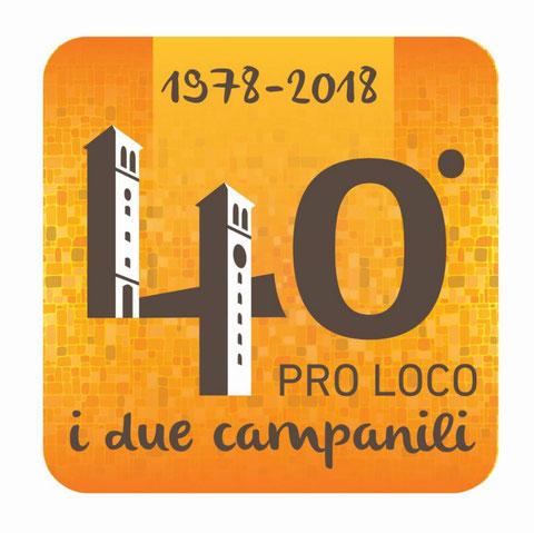 """1978-2018: quest'anno """"I DUE CAMPANILI"""" festeggiano i 40 ANNI"""