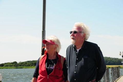 Marlies und Fiffi - Maasholm 2012