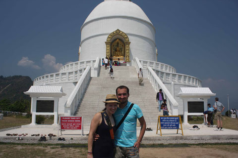 Die World Peace Stupa