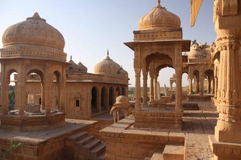 Friedhof Bada Bagh