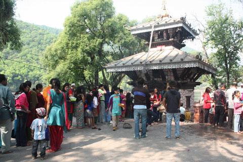 Varahi Mandir Tempel