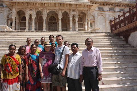 Indische Großfamilie ;-)